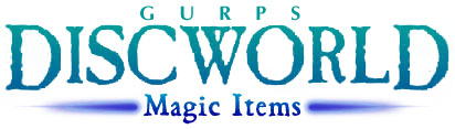 Discworld - Magic Items