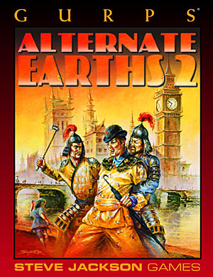Designer's Notes: GURPS Alternate Earths 2