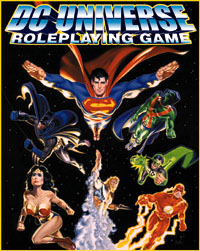 Pyramid Review: DC Universe RPG