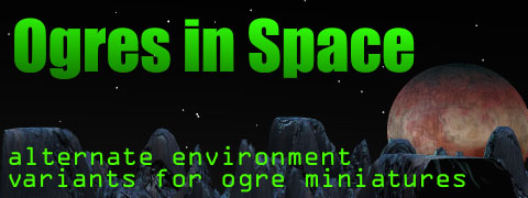 Ogres in Space
