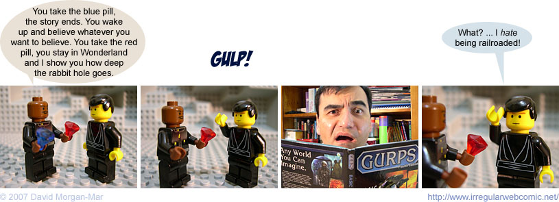 Irregular Webcomic! #98
