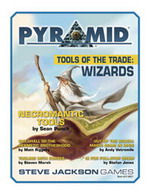 Pyramid #3/01  - November '08  - Tools Of The Trade: Wizards
