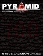 Pyramid #3/100 - February '17 - Pyramid Secrets