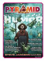 Pyramid #3/101 - March '17 - Humor