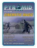 Pyramid #3/105 - July '17 - Cinematic Magic