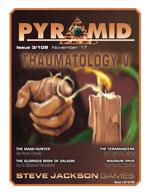 Pyramid #3/109 - November '17 - Thaumatology V