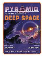 Pyramid #3/110 - December '17 - Deep Space