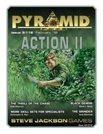 Pyramid #3/112 - February '18 - Action II