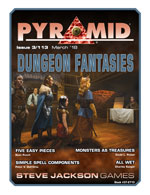 Pyramid #3/113 - March '18 - Dungeon Fantasies