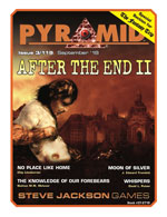 Pyramid #3/119: After the End II