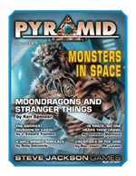 Pyramid #3/27 - January '11 - Monsters In Space