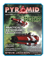 Pyramid #3/30: Spaceships