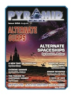 Pyramid 3-34 Alternate GURPS