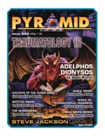 Pyramid #3/43 - May '12 - Thaumatology III