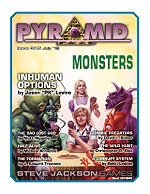 Pyramid #3/45: Monsters