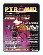 Pyramid #3/46: Weird Science