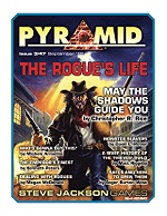 Pyramid #3/47: The Rogue's Life