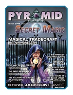 Pyramid #3/48: Secret Magic