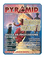 Pyramid #3/50 - December '12 - Dungeon Fantasy II