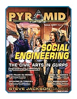 Pyramid #3/54: Social Engineering