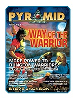 Pyramid #3/61: Way of the Warrior