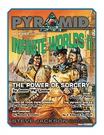 Pyramid #3/63: Infinite Worlds II