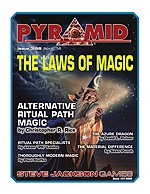 Pyramid #3/66: The Laws of Magic