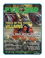 Pyramid #3/67: Tools of the Trade - Villains