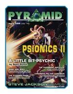 Pyramid #3/69 - July '14 - Psionics II