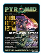 Pyramid #3/70: Fourth Edition Festival