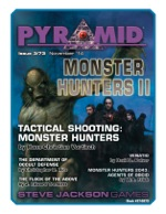 Pyramid #3/73 - November '14 - Monster Hunters II