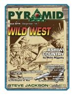 Pyramid #3/74 - December '14 - Wild West