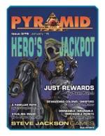 Pyramid #3/75: Hero's Jackpot