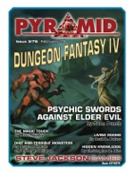 Pyramid #3/76: Dungeon Fantasy IV