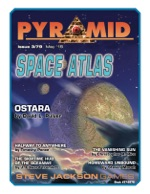Pyramid #3/79: Space Atlas