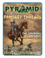 Pyramid #3/80 - June '15 - Fantasy Threats