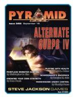 Pyramid #3/83 - September '15 - Alternate <b>GURPS</b> IV
