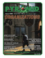 Pyramid #3/86: Organizations