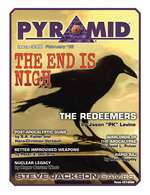 Pyramid #3/88 - February '16 - The End Is Nigh