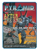 Pyramid #3/90: After the End