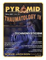 Pyramid #3/91: Thaumatology IV