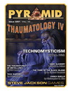 Pyramid #3/91: Thaumatology IV (May 2016)
