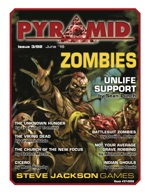 Pyramid #3/92 - June '16 - Zombies