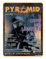 Pyramid #3/93: Cops and Lawyers