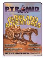 Pyramid #3/95 - September '16 - Overland Adventures