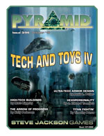 Pyramid #3/96 - October '16 - Tech and Toys IV