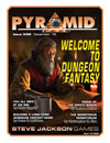 Pyramid #3/98: Welcome to Dungeon Fantasy (December 2016)