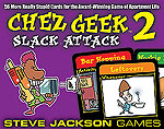 Chez Geek 2: Slack Attack cover