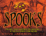 Spooks cover