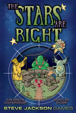 The Stars Are Right Cover